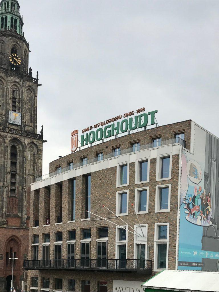 Green favourites: Groningen